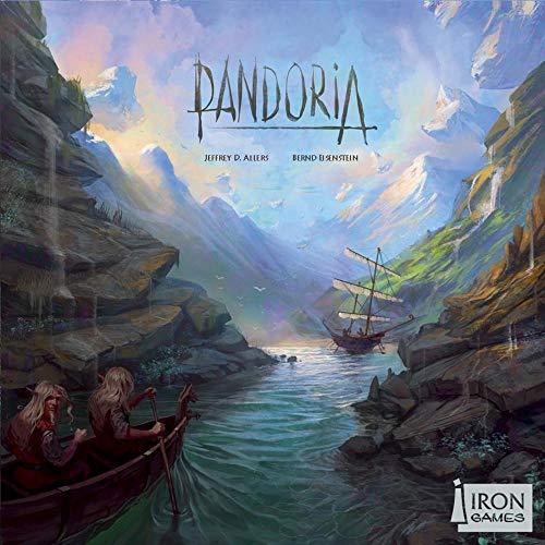 Irongames Pandoria
