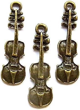 楽器チャーム01 AG 3個入
