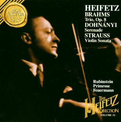 The Heifetz Collection, Vol. 32