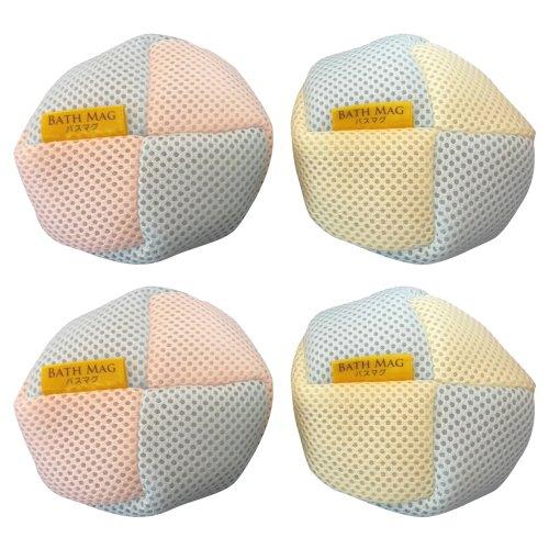 BATH MAG マグネシウムde水素浴(バスマグ)2個入り×2箱セット(計4個) B07B6179SV