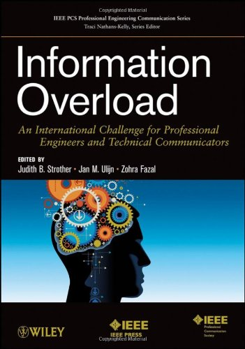 [PDF] Information Overload Free Download | Publisher : Wiley-IEEE Press | Category : Computers & Internet | ISBN 10 : 1118230132 | ISBN 13 : 9781118230138