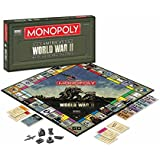 Monopoly World War II We Are All In This Together Board Game