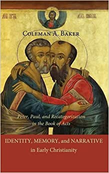 Book Identity, Memory, and Narrative in Early Christianity