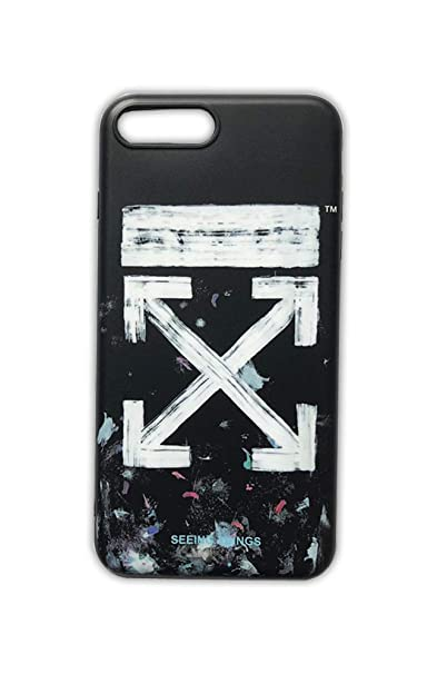 3b7699a79 Image Unavailable. Image not available for. Color: Off White OW Spoof  Seeing Things Mobile Phone Case for Apple iPhone ...