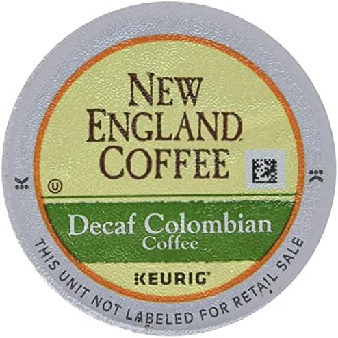 Coffee Pods: New England Coffee