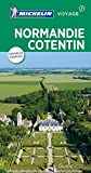 Guide Vert Normandie Cotentin Michelin