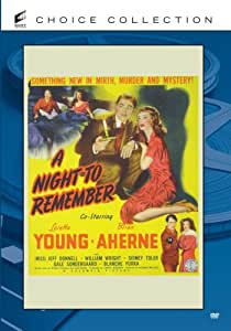 A Night to Remember (1942)