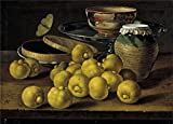 Beautiful Oil Paints on Canvas Without Stretch and Without Frame ,Melendez Luis Egidio Limes a Box of Jelly and recipients , is the best gift for your relatives, or girl friend and boy friend. That is also for Bar, Basement, Bathroom, Bedroom...