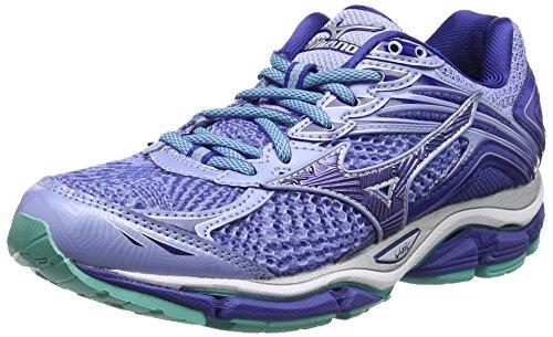 Mizuno Women's Wave Enigma 6 (W) Running Shoes, Blue (Brunnera Blue/Mazarine Blue/Turquoise), 5.5 UK 38 1/2 EU ()