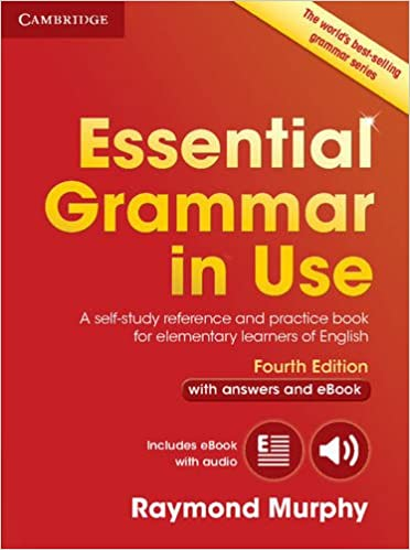 Essential Grammar in Use with Answers and Interactive eBook の商品写真