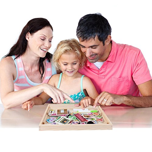sandistore-multifunctional-drawing-writing-board-magnetic-puzzle-double-easel-toy-d