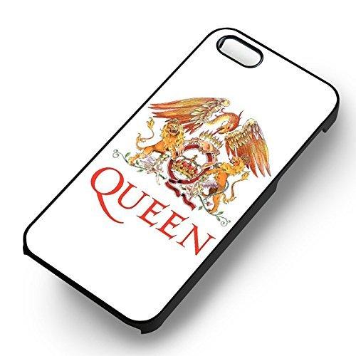 Queen band pour Coque Iphone 6 et Coque Iphone 6s Case (Noir Boîtier en plastique dur) A9V1WO