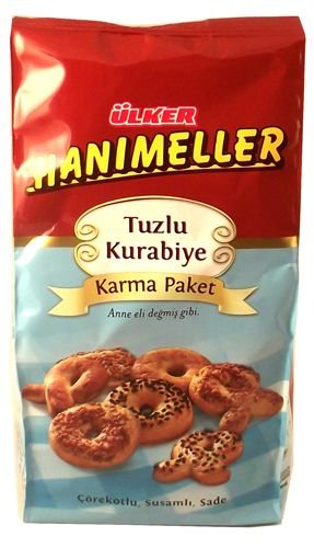 Ulker Mixed Cookies – 6.5oz by Ulker (Image #1)