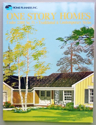 One Story Homes Under 2000 Square Feet: Traditional and Contemporary Styles