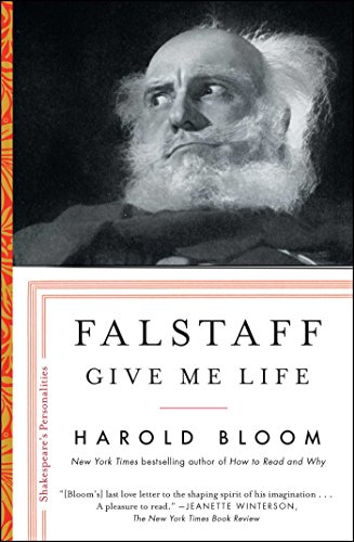 Falstaff: Give Me Life (Shakespeare's Personalities) by SCRIBNER