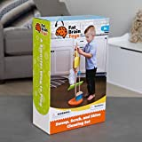 Fat Brain Toys Cleaning Set - Sweep, Scrub, and