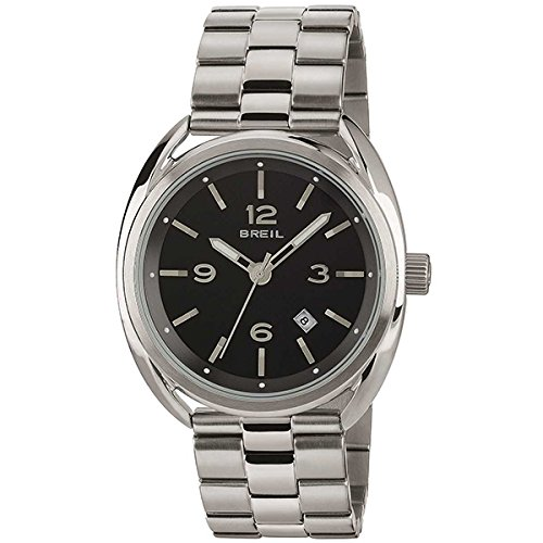 BREIL HIP HOP Watch BEAUBOURG Male Only Time Black - TW1598 by Breil