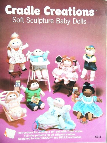 Cradle Creations - Soft Sculpture Baby Dolls (CC-2)