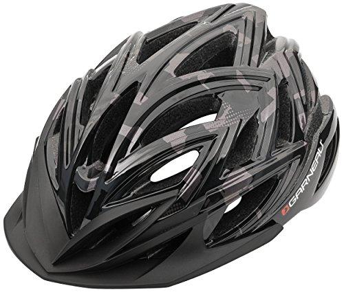 Louis Garneau - HG Carve 2 Cycling Helmet, Black, Medium