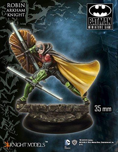 Batman Arkham Knight Robin Costume (Batman Miniature Game Robin Arkham Knight 35DC093)