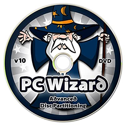 PC Wizard - Easily Partition, Format, Clone or Backup any Size Internal or External Hard Drive Disc from PC Wizard