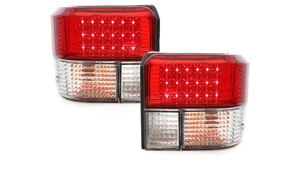 Kitt RV15DLRC pilotos traseros LED 90/ /03/Cristal//Rojo Trasera Luces