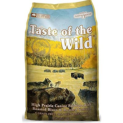 Diamond Pet Foods 074198610358 High Prairie Canine Formula With Roasted Bison And Venison Dry Dog Food, 5 Lb