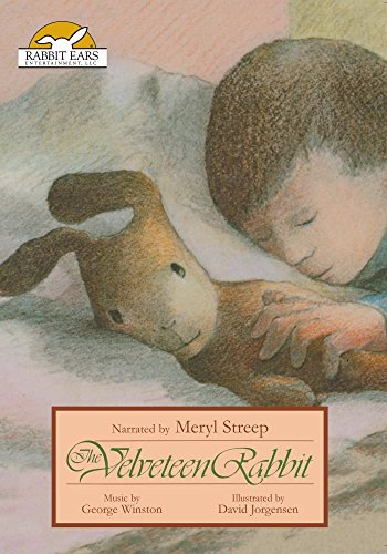 Margery Williams' The Velveteen Rabbit, Told by Meryl for sale  Delivered anywhere in USA