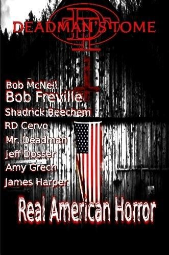 Deadman's Tome Real American Horror