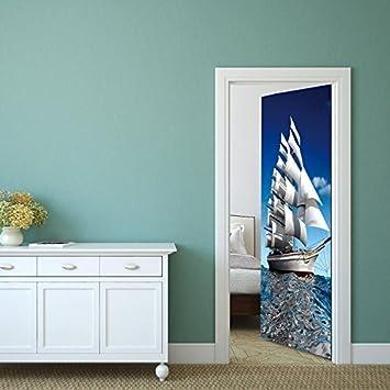 S Twl E 3d Segeln Kreativen Diy Aufzug Wandbild