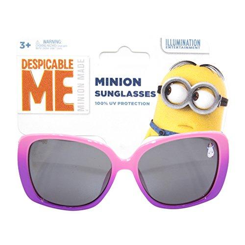 [NBC Universal Despicable Me girls sunglass] (Despicable Me Glasses)