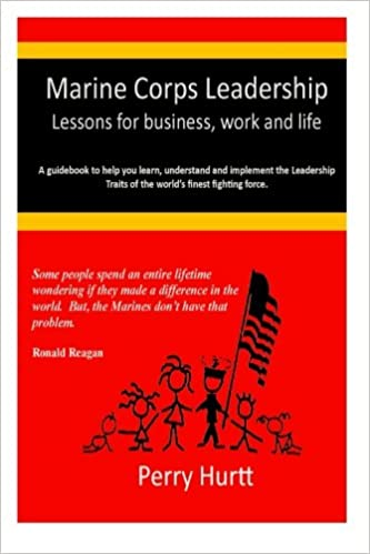 Marine Corps Leadership Leadership Lessons For Business Work And