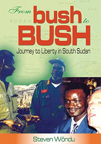 Cel Cellular Battery - From Bush to Bush. Journey to Liberty in South Sudan
