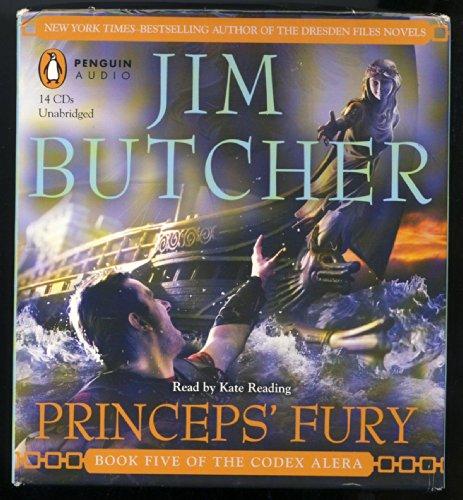 Princeps' Fury (Codex Alera, No. 5) (First Lord Fury Butcher compare prices)