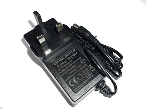 12V 3A AC DC Adapter for Flypower Model:ps361bcak3000b 12.0V 3000mA Switching