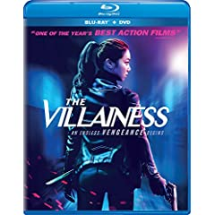 THE VILLAINESS debuts on Digital Nov. 7 and on Blu-ray Combo Pack and DVD Nov. 21 from Well Go USA