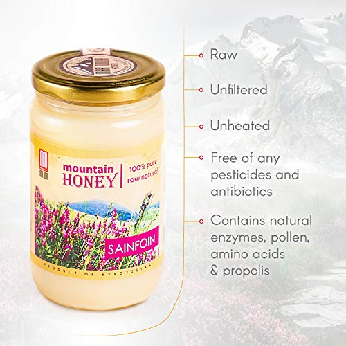 Buy raw wildflower honey bulk