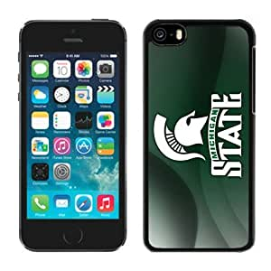 taoyix diy Customized Iphone 5c Case Ncaa Big Ten Conference Michigan State Spartans 19