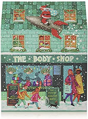 The Body Shop Dream Big This Christmas Ultimate Beauty Advent Calendar Amazon Sg Beauty