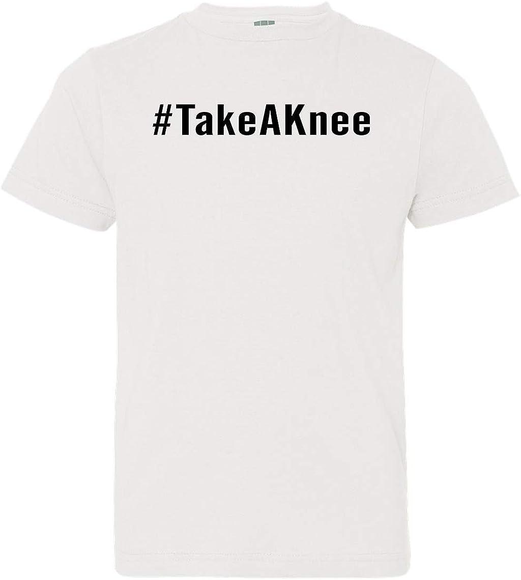 Tenacitee Boys Youth Take a Knee T-Shirt