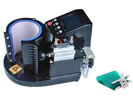 Amazon com: US STOCK Pneumatic Automatic 11OZ Mug Heat Press