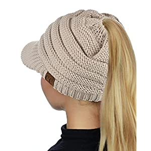 b7427652 < Women Hat Knit Skull Beanie Winter Outdoor Runner Messy Bun Ponytail Cap  $8.99. Click to enlargeClick to enlarge. Previous