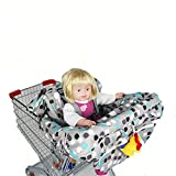 Benail 2-in-1 Cover Shopping Cart Cover High Chair Cover...