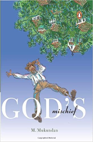 gods mischief as part of the list on malayalam novels translated into english
