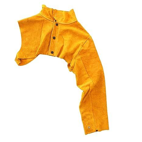 Homyl Traje de Soldadura Camisa Dividida para Industria