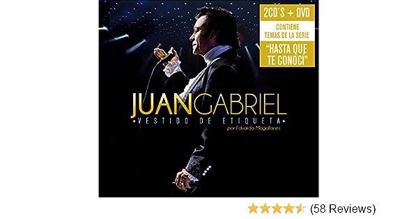 Juan Gabriel Vestido De Etiqueta 2cddvd 012323