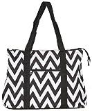Ever Moda Chevron Tote Bag X-Large Review