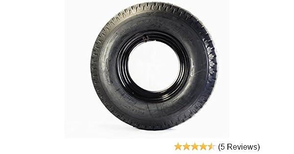 Amazon.com: 8X14.5 LT Open Rim Mobile Home Trailer Tire: Automotive