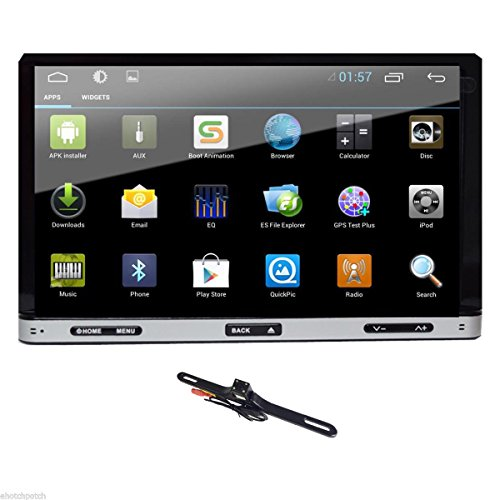 TOCADO Navigation Display Receiver Bluetooth