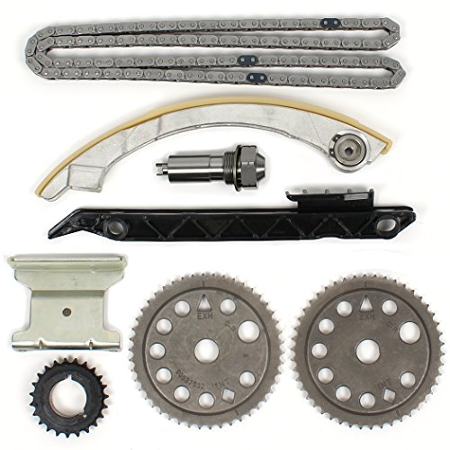 (NEW TK5090 (148 LINKS) Timing Chain Kit with UPGRADED Tensioner (Latest Version)